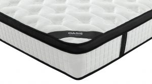 "Oasis 10"" Sleep Perfection Foam and Coil Mattress by Paarizaat"