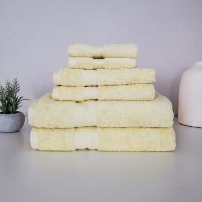 Paarizaat Organic Cotton Towel Set
