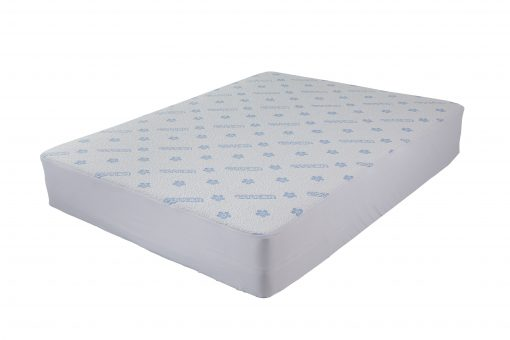 Cooling Fiber Waterproof Mattress Protector by Paarizaat